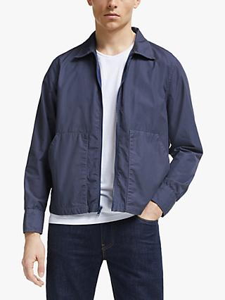 Save Khaki United Easy Jacket, Marine