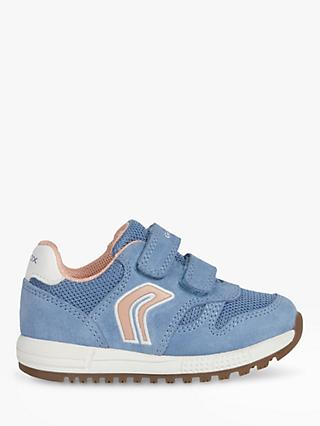 Geox Children's Alben Pre-Walker Trainers