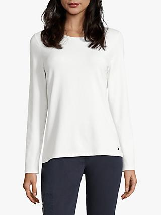 Betty Barclay Long Sleeve T-Shirt, Off White