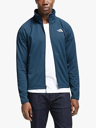 The North Face Echo Rock Full Zip Jacket, Blue Wing Teal