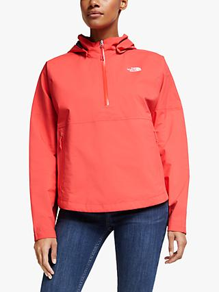 The North Face Arque FUTURELIGHT™ Women's Waterproof Anorak, Cayenne Red