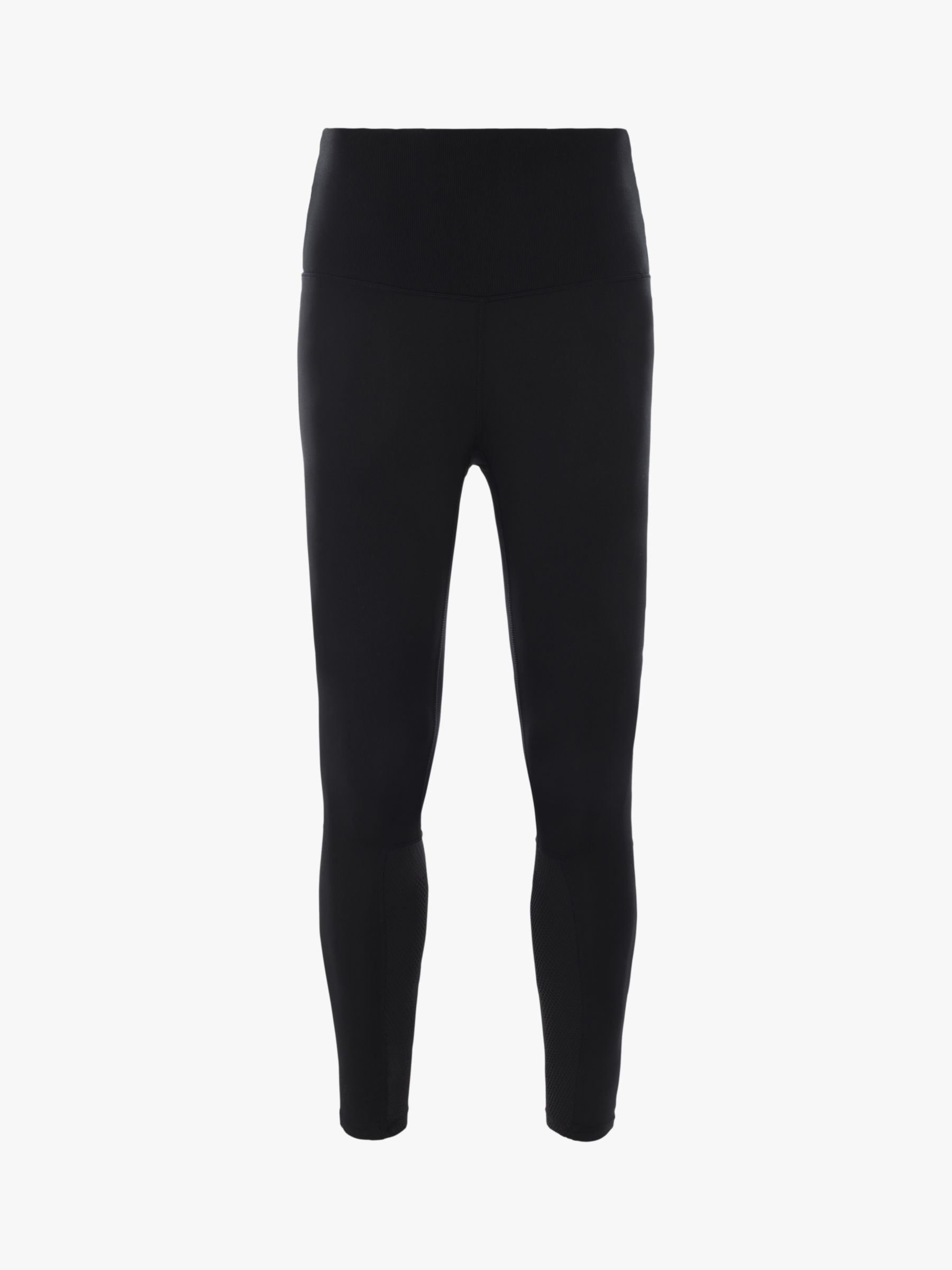 The North Face The North Face Active Trail Mesh High Rise 7/8 Leggings, TNF Black