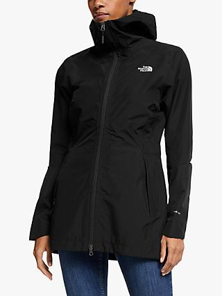 The North Face Hikesteller Women's Waterproof Parka Shell Jacket, TNF Black
