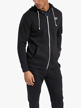 Reebok Training Essentials Full Zip Training Hoodie