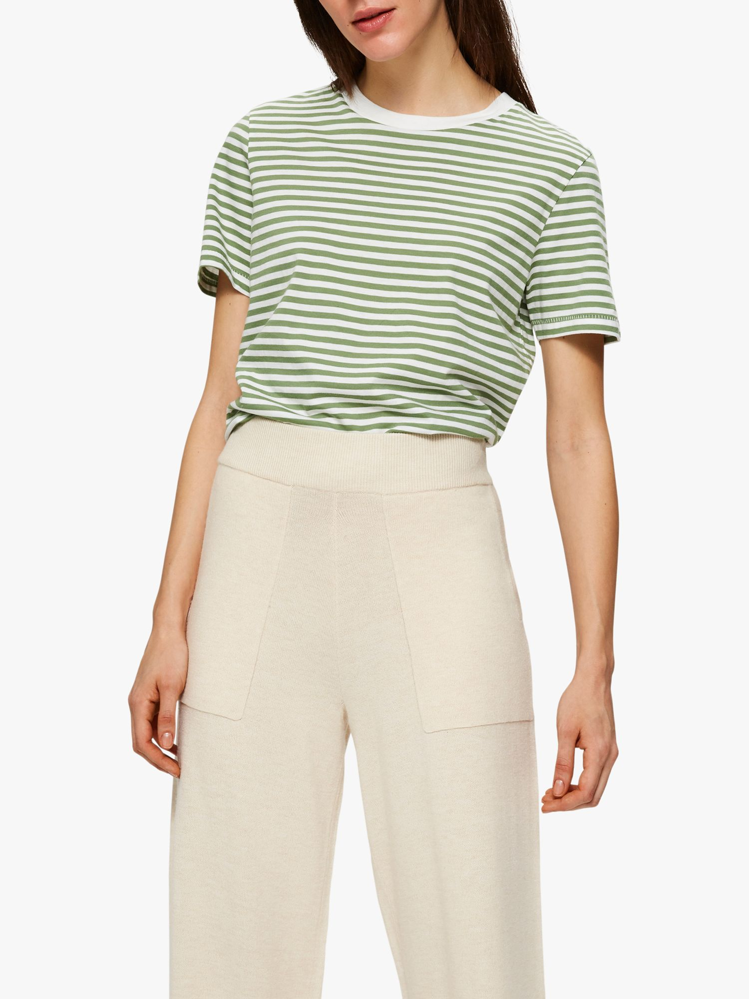 Selected Femme Selected Femme My Perfect Stripe T-Shirt