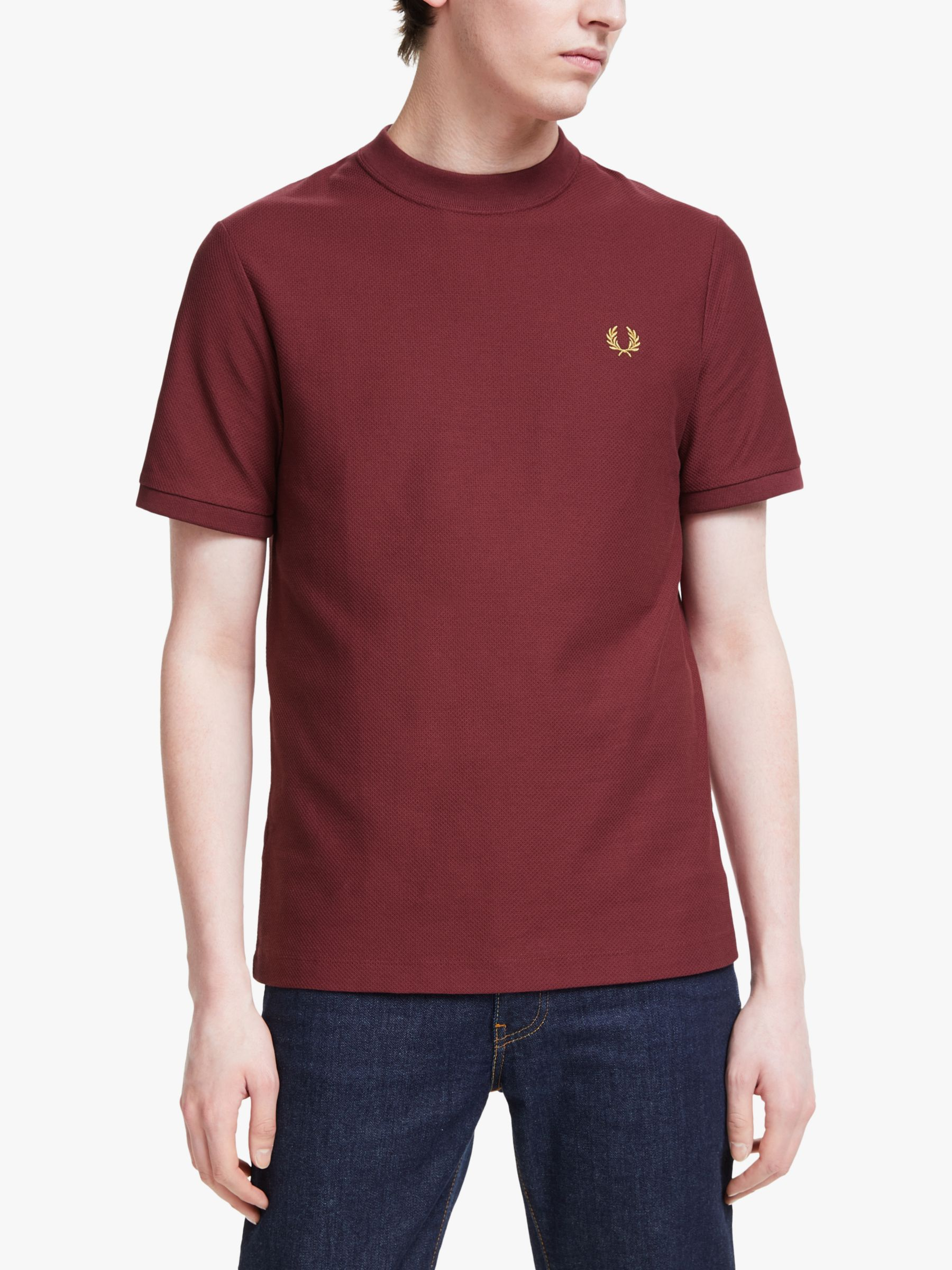 Fred Perry Fred Perry Pique T-Shirt