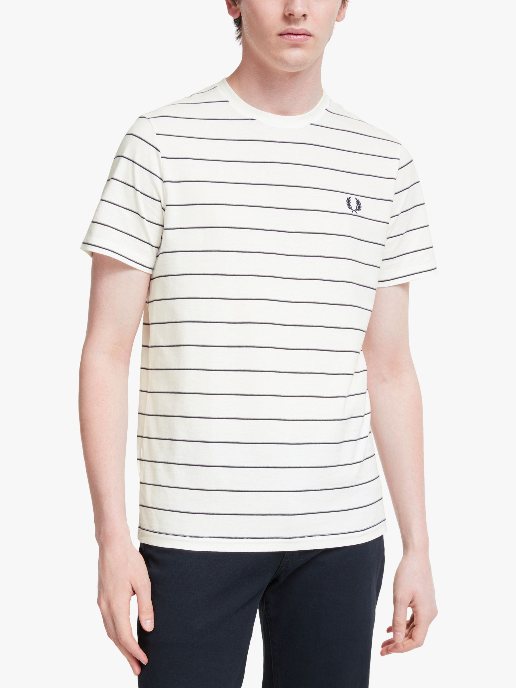Fred Perry Fred Perry Fine Stripe T-Shirt