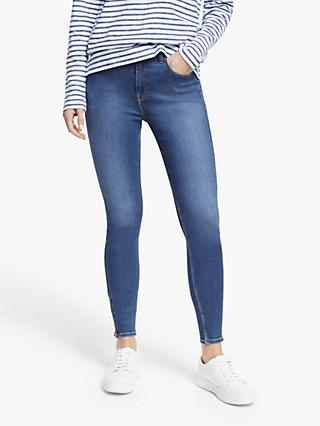 Lee Scarlett High Waist Skinny Jeans, Mid Candy
