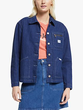 Lee Worker Chore Jacket, Dark Yelt