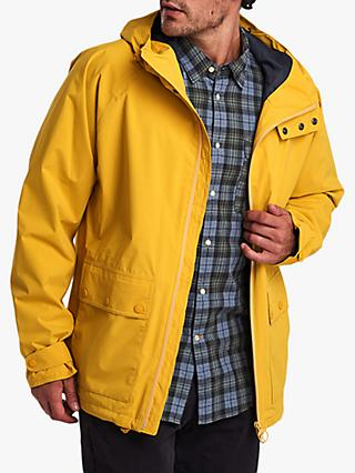 Barbour Weld Waxed Jacket, Golden