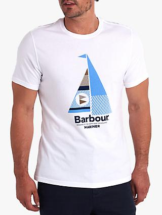 Barbour Stormforce Sail Mariner T-Shirt, White