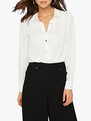 Damsel in a Dress Annah Button Shirt, Ivory