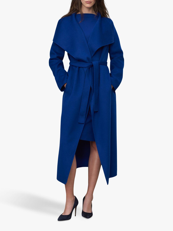 Winser London Winser London Lauren Wrap Wool Blend Coat