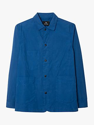 PS Paul Smith Railwayman Jacket, Blue