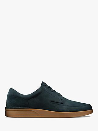 Clarks Oakland Craft Nubuck Shoes