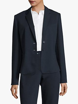 Betty & Co. Stretch Blazer, Blue/Petrol