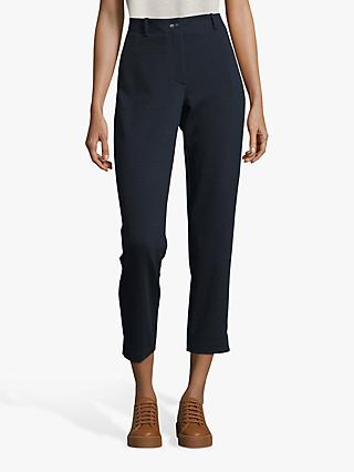 Betty & Co. Stretch Trousers, Blue/Petrol