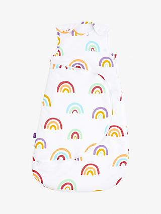 Snüz Rainbow Baby Sleeping Bag, 2.5 Tog, Multi