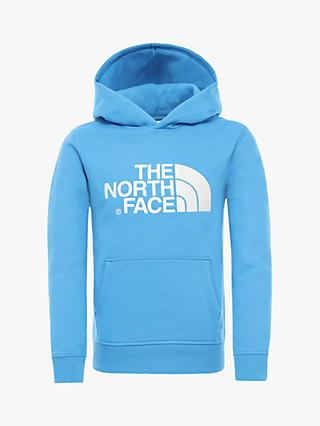 The North Face Boys' Peak Hoodie, Blue