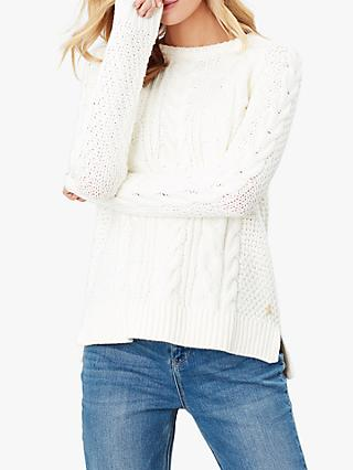 Joules Dawson Cable Knit Jumper