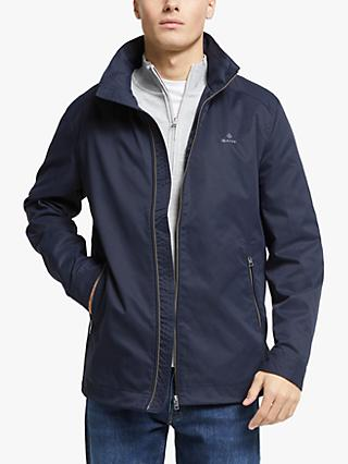 GANT Spring Hampshire Jacket, Navy