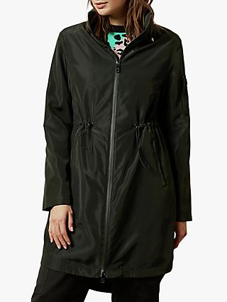 Ted Baker Evani Long Drawstring Parka