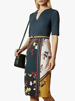 Ted Baker Madiyy Floral  Dress, Multi