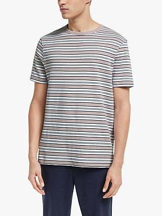 Wax London Duval Stripe Short Sleeve T-Shirt