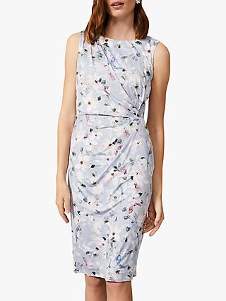 Phase Eight Etta Floral Print Jersey Dress
