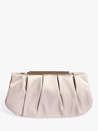 Phase Eight Sonja Soft Satin Clutch Bag