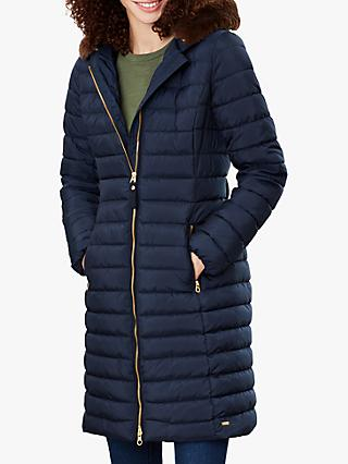 Joules Maristow Snuggle Hood Padded Coat