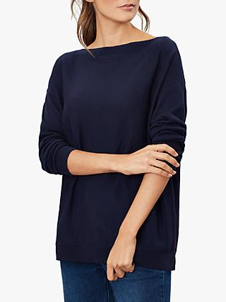 Joules Bess Seam Ribbed Knit