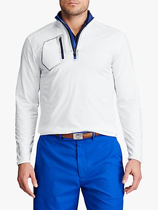 Polo Golf by Ralph Lauren RLX Tech Jersey Half Zip Top
