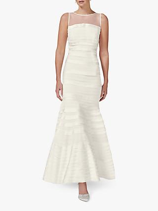 Phase Eight Shannon Bridal Dress, Ivory