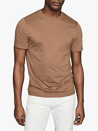 Reiss Short Sleeve Crew Neck T-Shirt