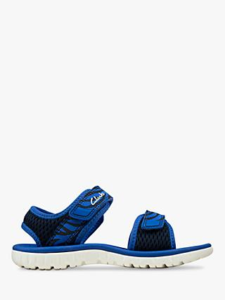 Clarks Children's Surfing Tide Sandals