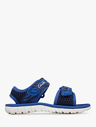 Clarks Junior Surfing Tide Sandals