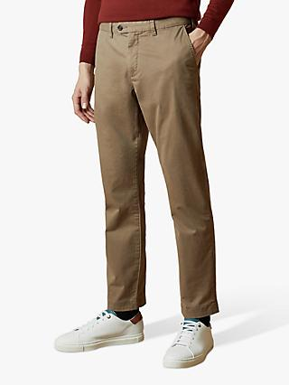Ted Baker Clncere Straight Classic Fit Chinos