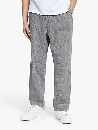 Garbstore Crammer Check Trousers