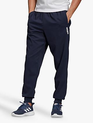 adidas Essential Stanford Tapered Tracksuit Bottoms, Legend Ink