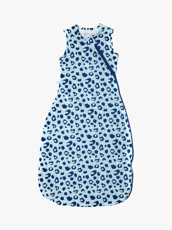 Tommee Tippee Tommee Tippee The Original Grobag Animal Print Sleep Bag, 2.5 Tog, Blue