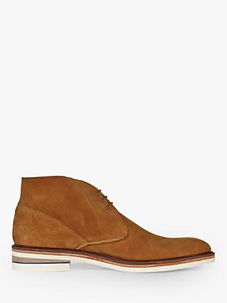 Oliver Sweeney Vellow Suede Chukka Boots