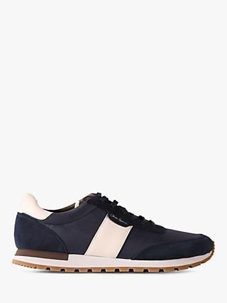 Oliver Sweeney Shurton Suede Trainers, Navy