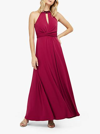 Monsoon Izzie Embellished Jersey Maxi Dress