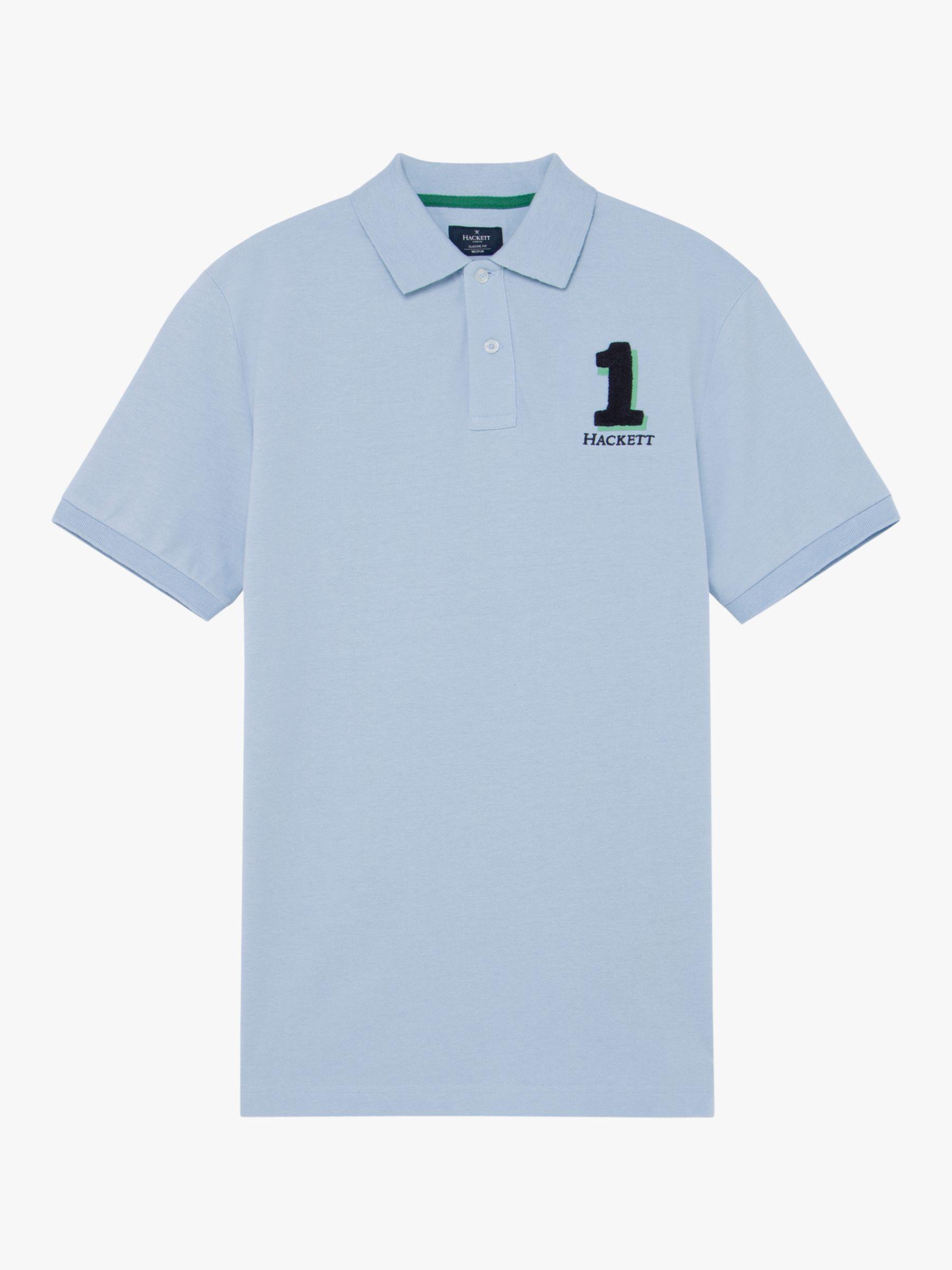 Hackett London Hackett London New Classic Logo Polo Shirt