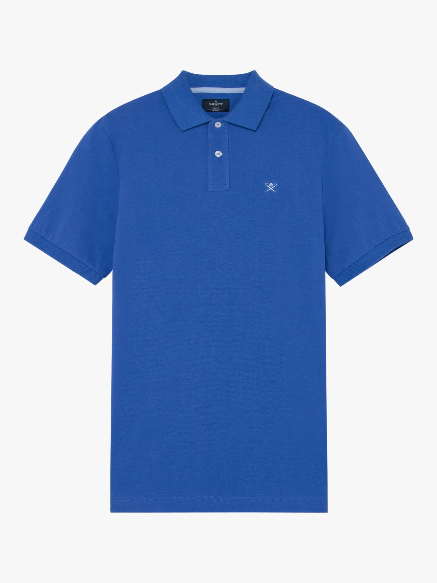 Hackett London Hackett London Short Sleeve Slim Fit Polo Shirt