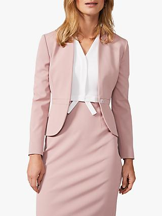 Phase Eight Loanne Jacket, Ballet Pink