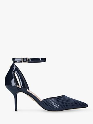 Carvela Kilo Stiletto Heel Court Shoes