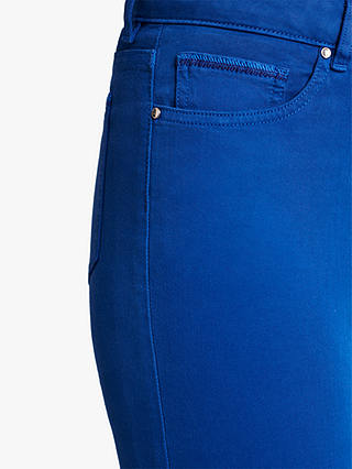 Buy Gerard Darel Myriam Skinny Jeans, Blue, 10 Online at johnlewis.com