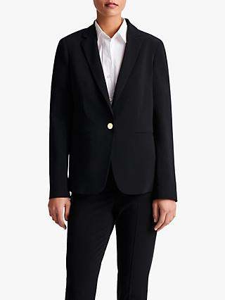 Gerard Darel Alida Tailored Jacket, Black